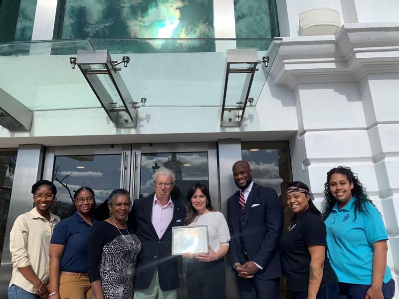 BNSC Bermuda May 2019