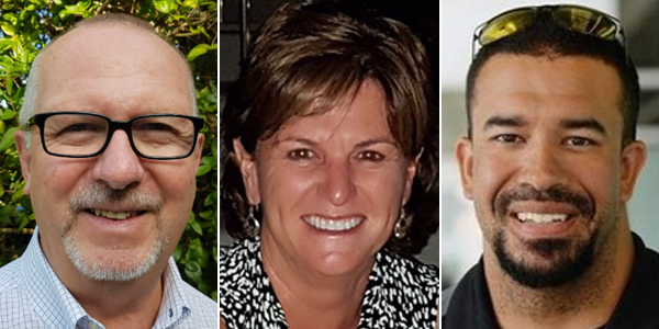 Barkwell, Schaefer and Darrell Bermuda May 2019