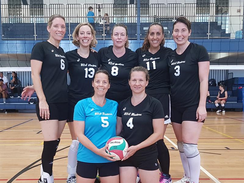 Bda Masters Women's Bronze Bermuda May 2019