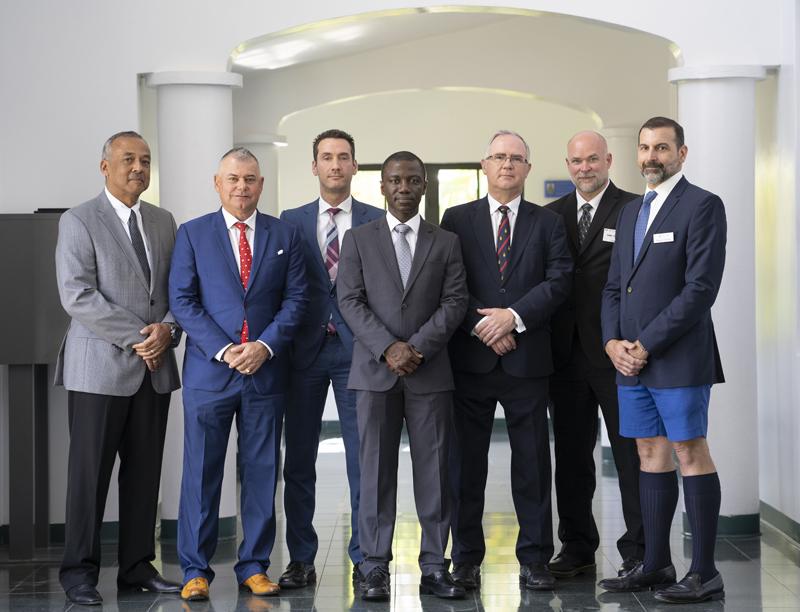 Bermuda Welcomes ICAO Auditors May 2019