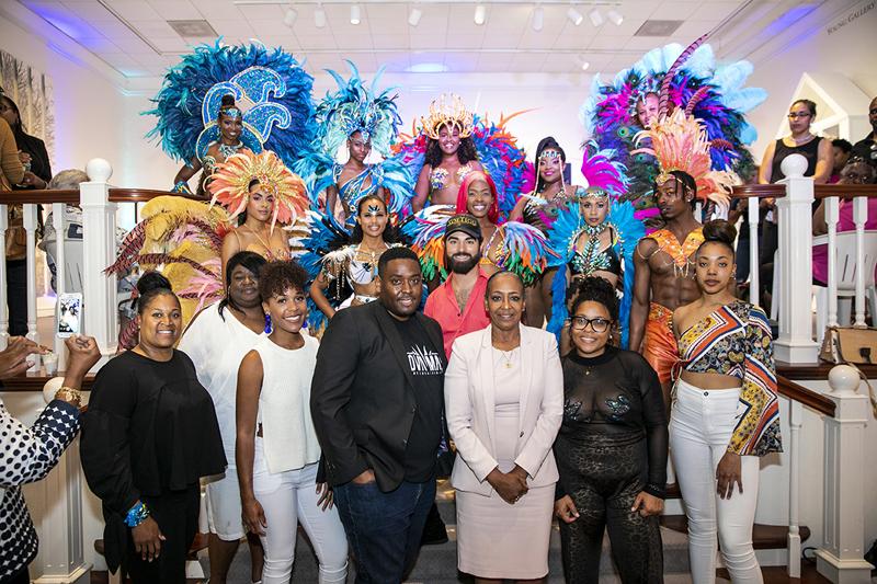 Cultural Apprenticeship winners Bermuda May 2019