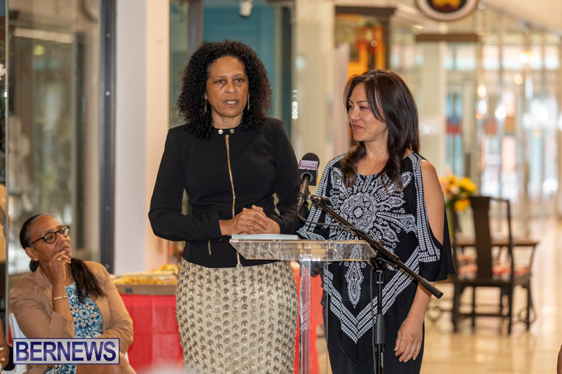 Dr Kuni Frith book launch Medicinal Plants Growing in Bermuda, April 30 2019-0205