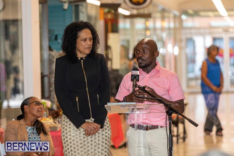 Dr Kuni Frith book launch Medicinal Plants Growing in Bermuda, April 30 2019-0209