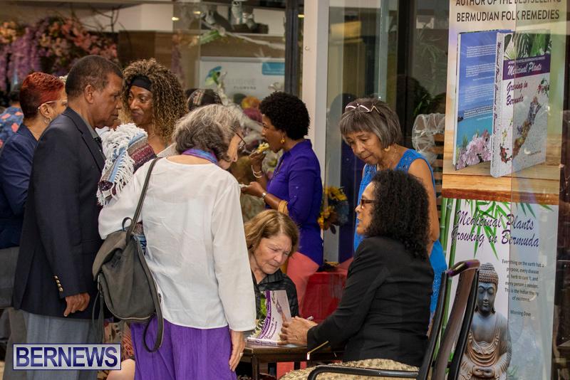 Dr Kuni Frith book launch Medicinal Plants Growing in Bermuda, April 30 2019-0214