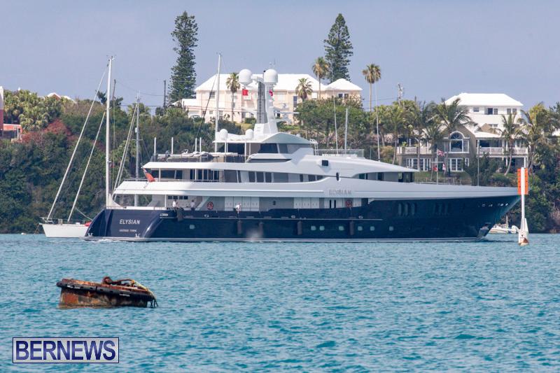 Elysian Superyacht Bermuda, May 29 2019-1687