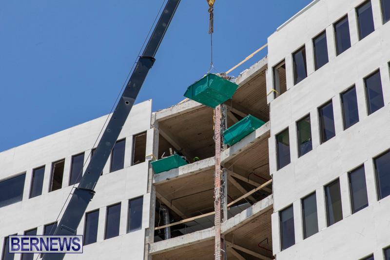 Hamilton Princess Point House Construction Bermuda, May 18 2019-6752