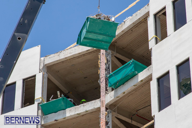 Hamilton Princess Point House Construction Bermuda, May 18 2019-6754
