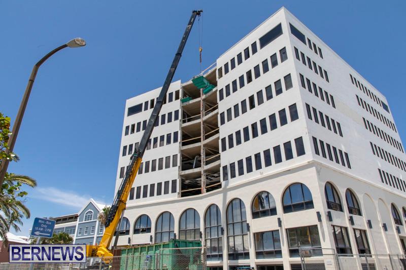 Hamilton Princess Point House Construction Bermuda, May 18 2019-6757