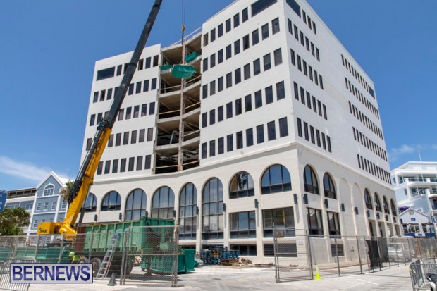 Hamilton Princess Point House Construction Bermuda, May 18 2019-6759