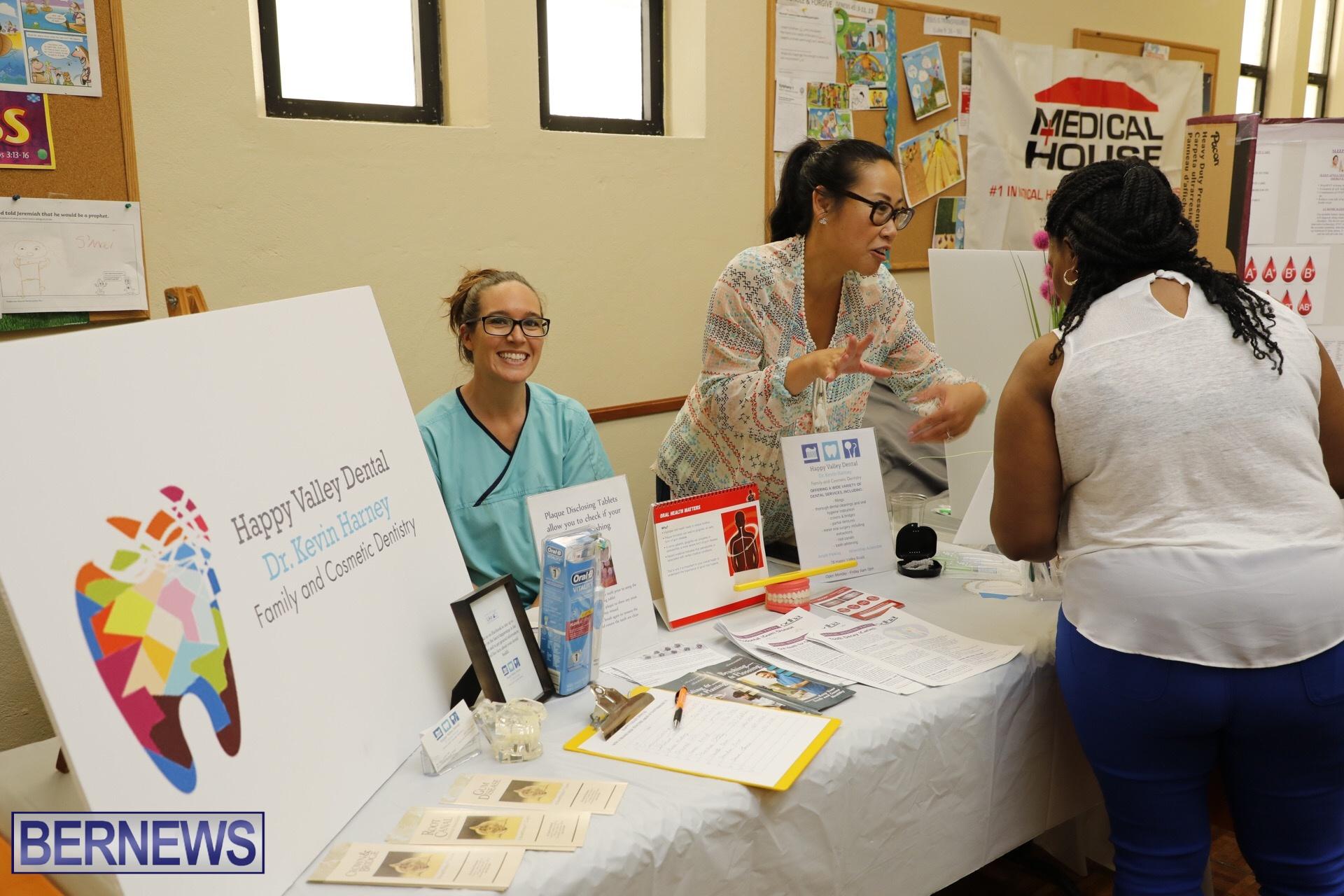 Health Fair Bermuda 2019 May (13)