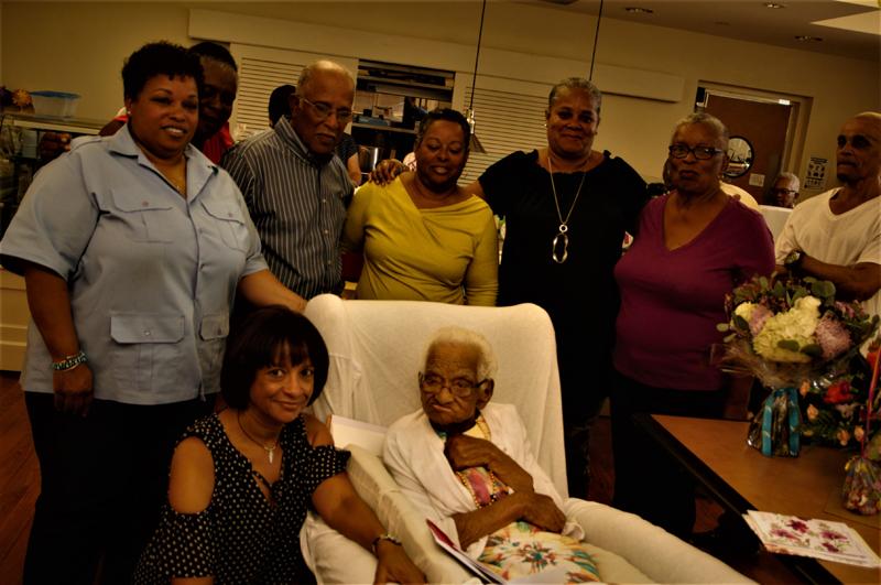 Ida Alice Lodge 100th Birthday Bermuda May 2019 (5)