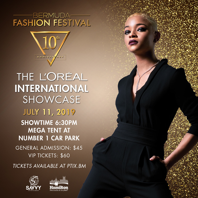 International Designer Show Bermuda July 2019