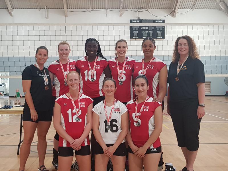 Island Spice Women's Silver Bermuda May 2019