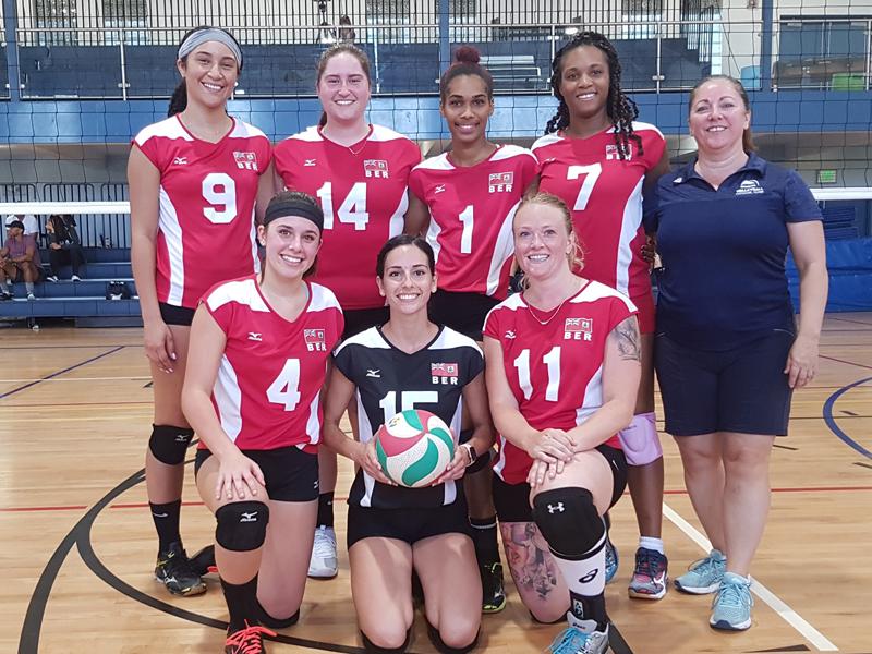 Island Time Women's Consolation Bermuda May 2019