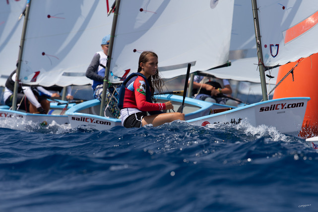 2018 Optimist Worlds, Cyprus - © Matias Capizzano