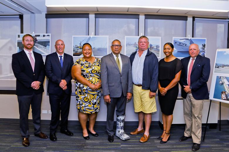 Minister David Burch PW team Bermuda May 2019 (3)