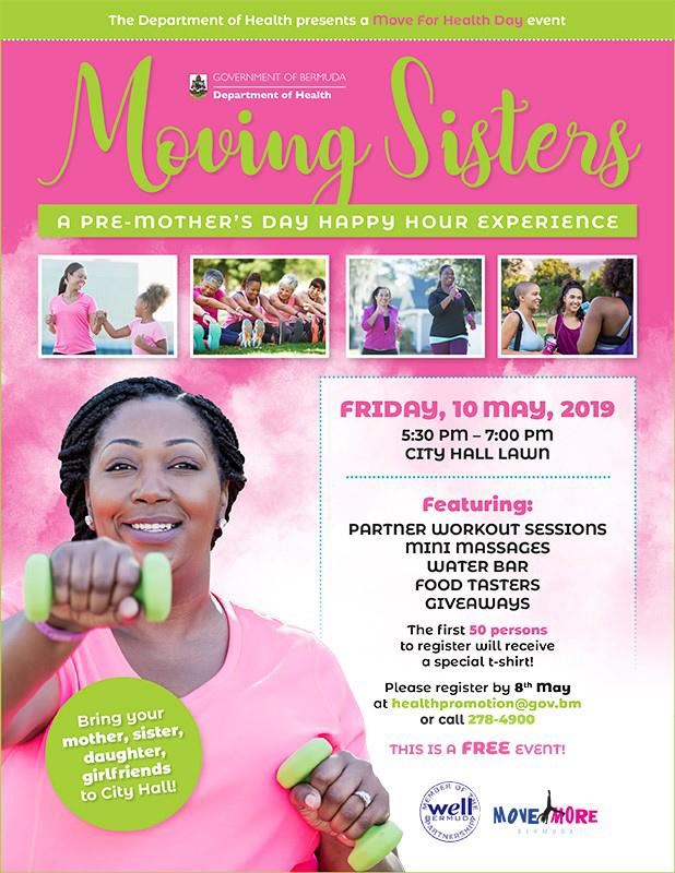 Move for Health Bermuda May 2019