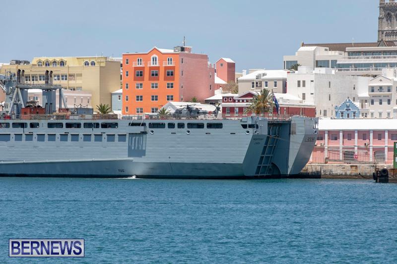 RFA Mounts Bay Bermuda, May 18 2019-6741