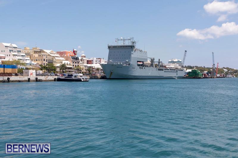 RFA Mounts Bay Bermuda, May 18 2019-6749