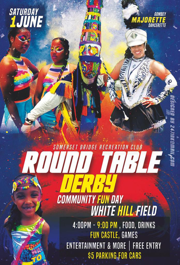 Round Table Derby June 2019
