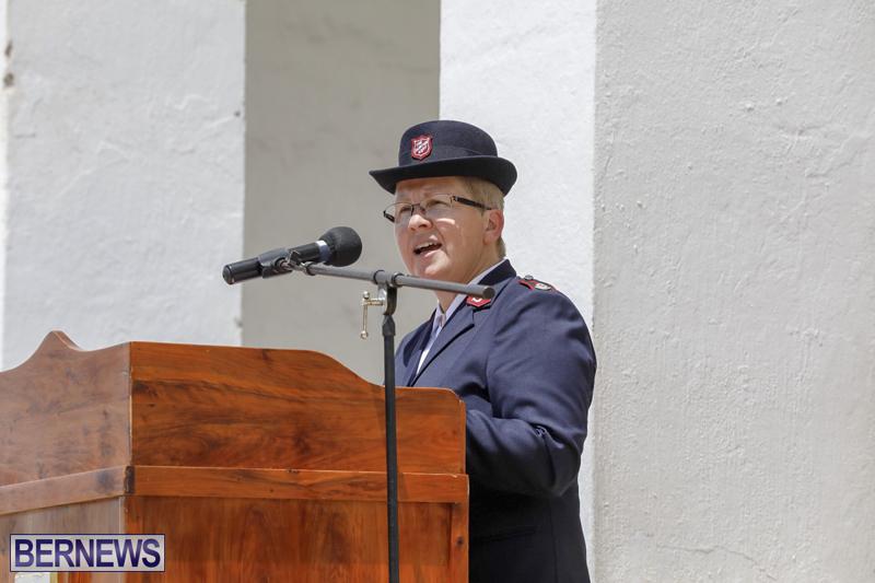 Salvation Army Red Shield Kickoff Bermuda May 3 2019 (4)