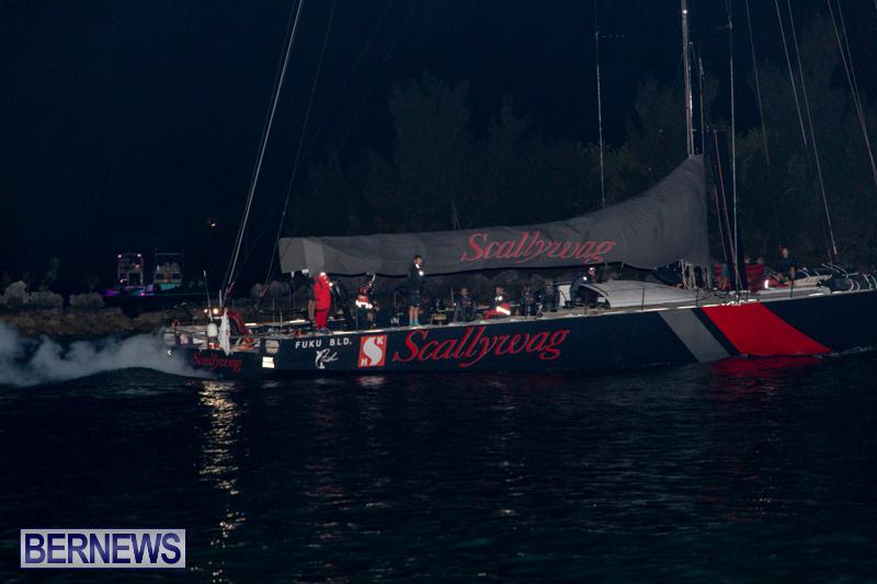 Scallywag takes Line Honours in Antigua Bermuda Race, May 11 2019-2284