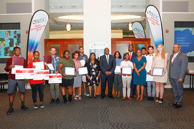 Summer Student Entrepreneurship Programme Bermuda May 2019 (1)