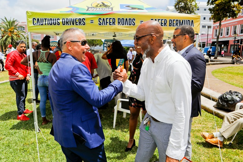 UN Global Road Safety Week Bermuda May 2019 (7)