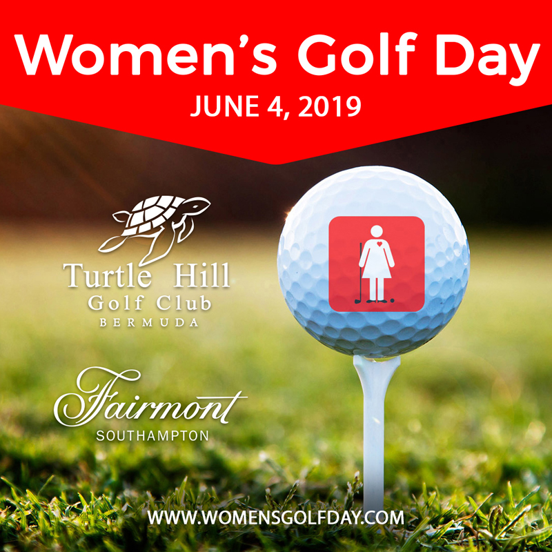 Women's Golf Day Bermuda June 2019