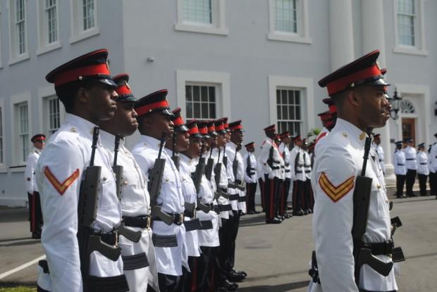 2019 Queens Birthday Parade Bermuda RBR (1)