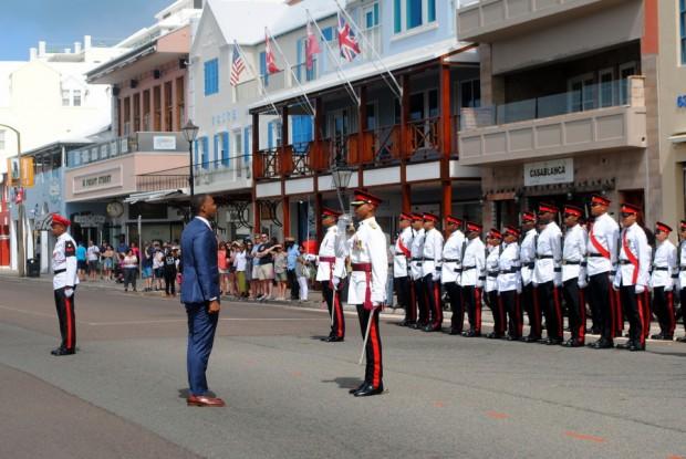 2019 Queens Birthday Parade Bermuda RBR (4)