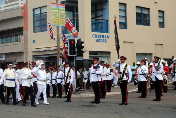 2019 Queens Birthday Parade Bermuda RBR (6)