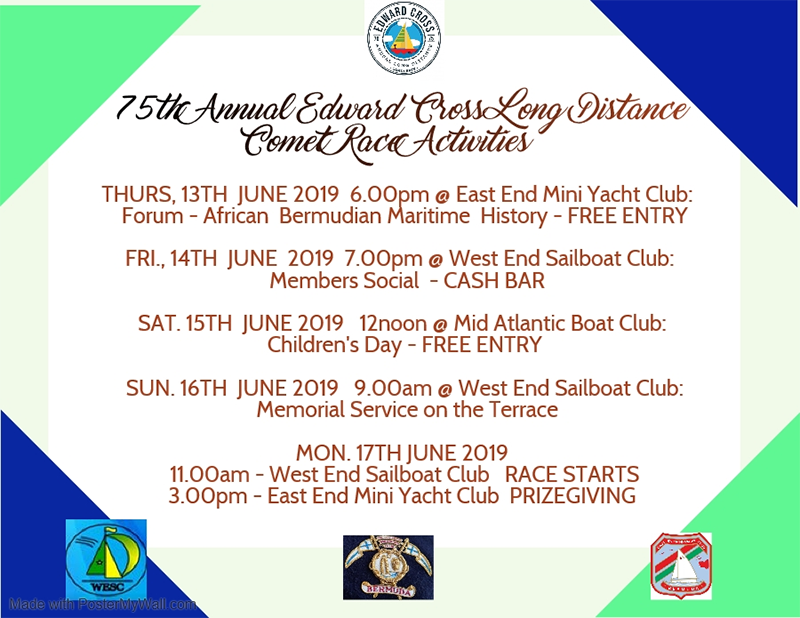 75th Edward Cross Long Distance Comet Race June 2019 (3)