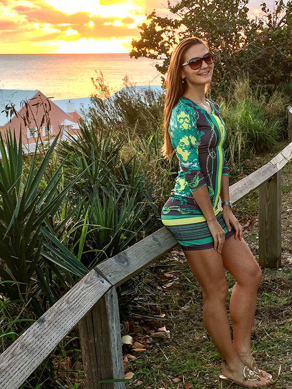 Agathe Holowatinc Bermuda June 2019 (2)