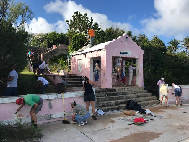 Belmont Ferry stop Bermuda June 2019 (2)