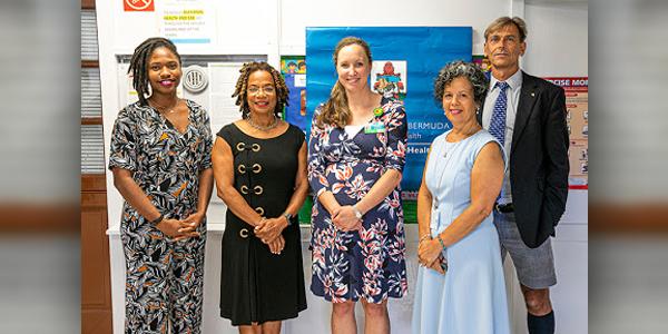 Bermuda's Strategy on Vaccination Hesitancy June 2019