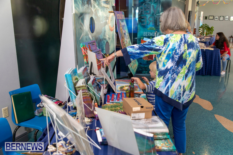 Bermuda Book Festival and Fair, June 8 2019-5010