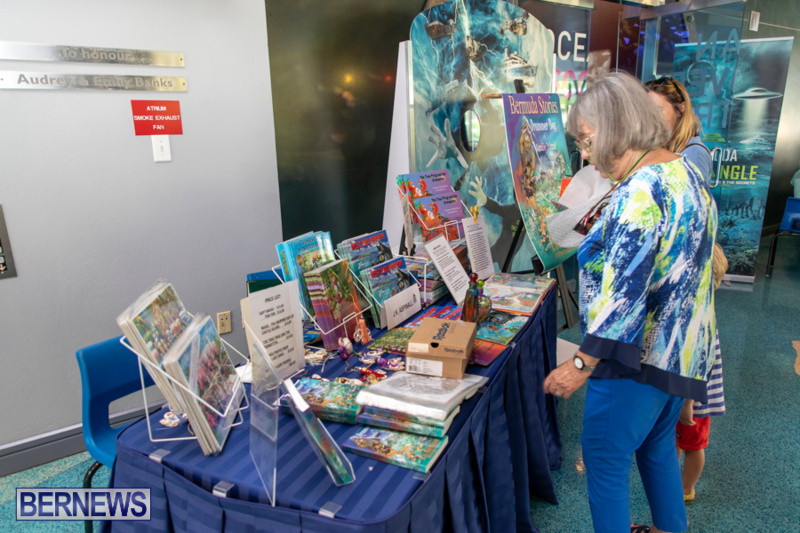 Bermuda Book Festival and Fair, June 8 2019-5011