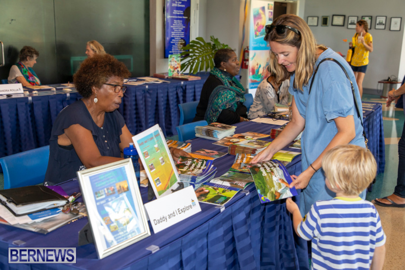 Bermuda Book Festival and Fair, June 8 2019-5018