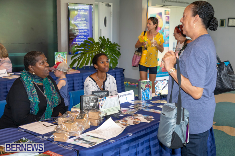 Bermuda Book Festival and Fair, June 8 2019-5019