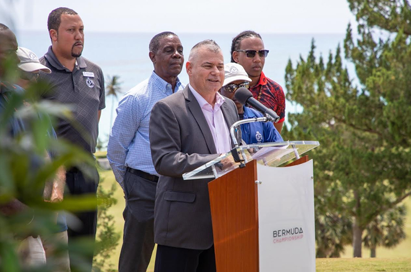 Bermuda Championships June 5 2019 2