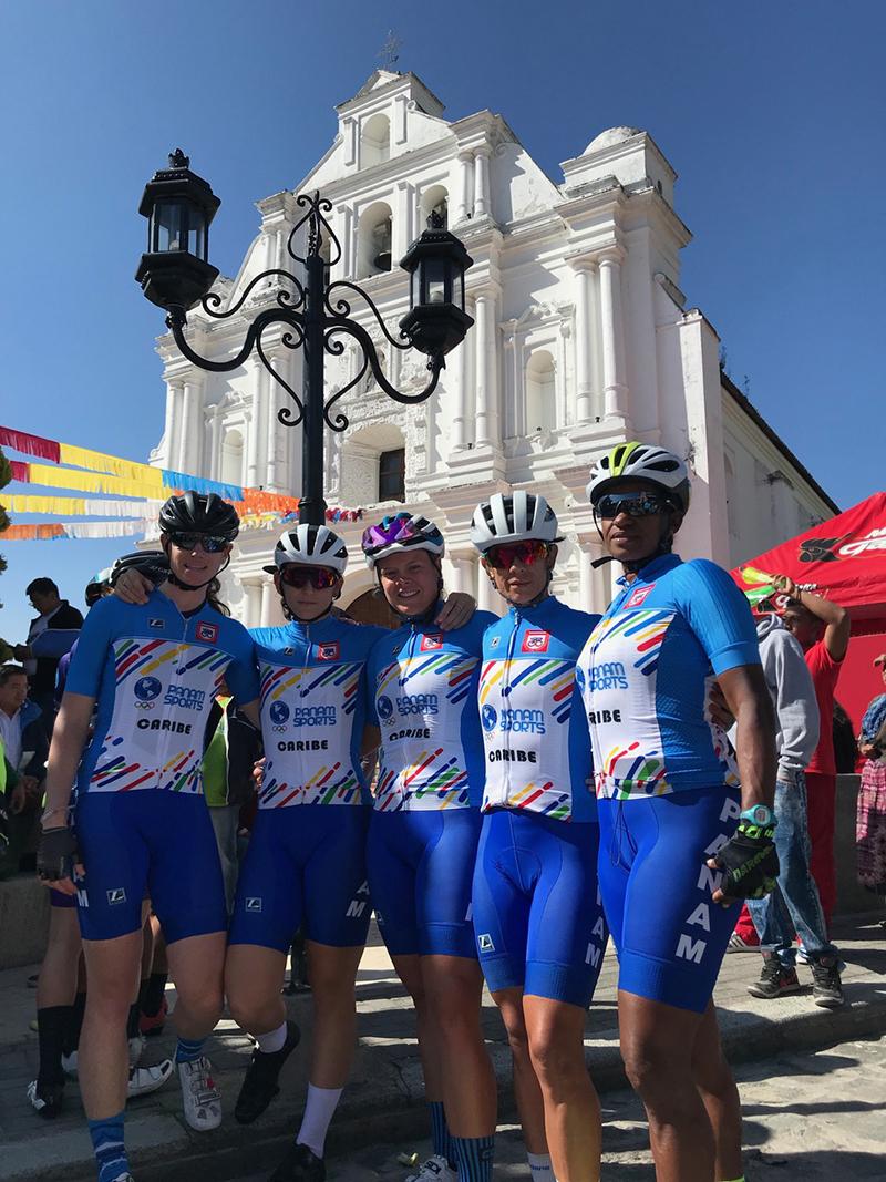 Bermuda Cycling Female Tour To Guatemala June 2019