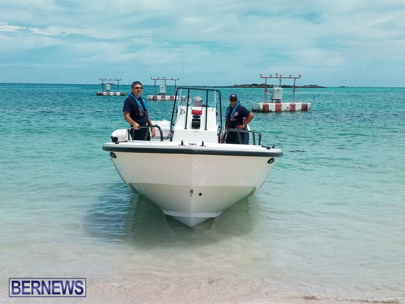Bermuda Fire and Rescue Service BFRS Water Rescue Training June, 2019 (1)