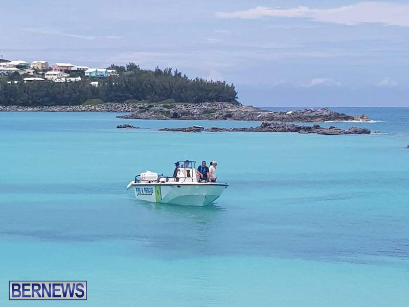 Bermuda Fire and Rescue Service BFRS Water Rescue Training June, 2019 (2)