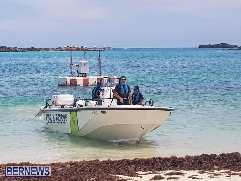 Bermuda Fire and Rescue Service BFRS Water Rescue Training June, 2019 (3)