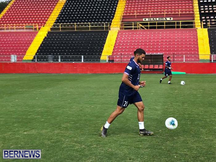 Bermuda Football Team training in Costa Rica June 14 2019 (14)