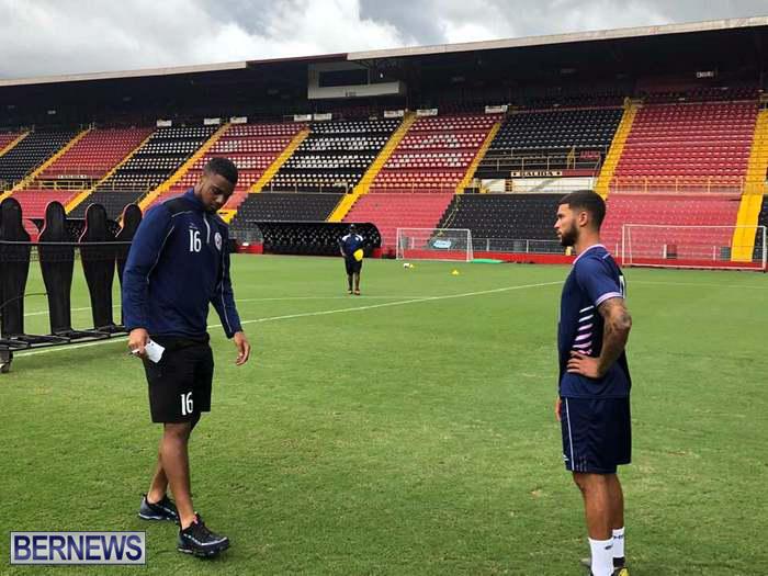 Bermuda Football Team training in Costa Rica June 14 2019 (9)
