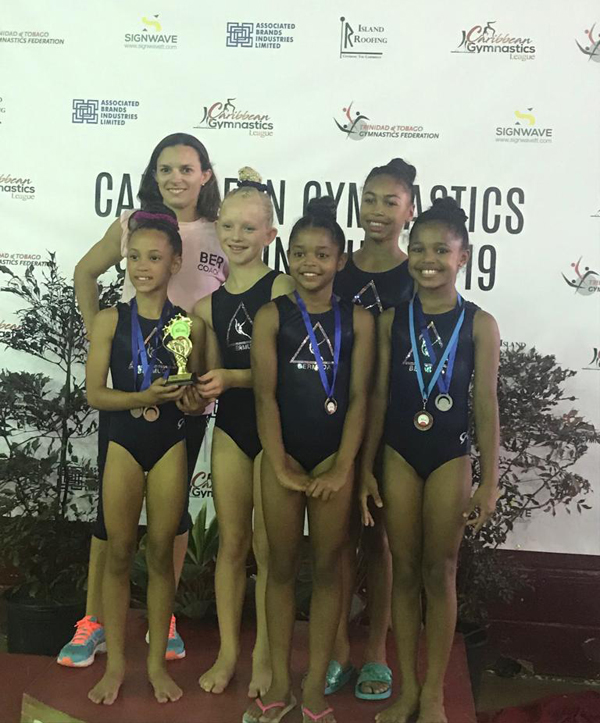 Bermuda Gymnasts Excel At Caribbean Champtionship June 2019 (15)