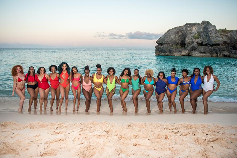 Black Girls Pole Group Bermuda June 2019