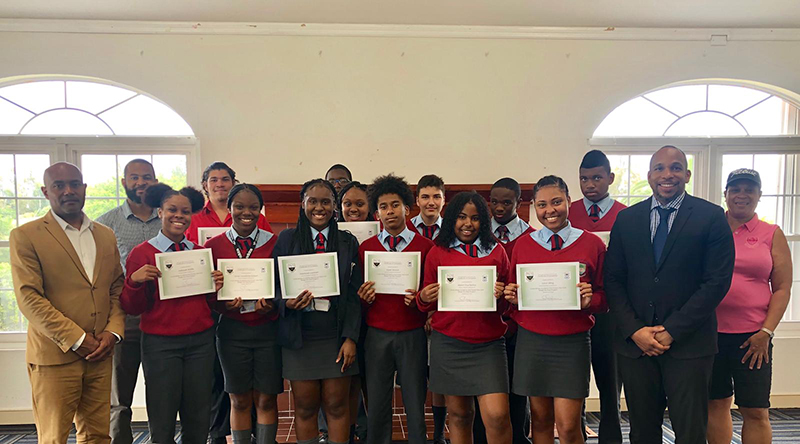 Bridging The Gap Graduation Bermuda June 12 2019 (1)